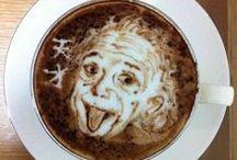 Coffee art / www.theroundsman.com