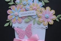 Card Ideas SU Flower Pot cards / by Suzanne Corrigan