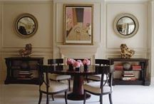 Dining Rooms / by Cynthia Montalto