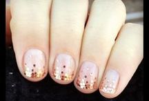 Wedding Nails / by Amy Metzler