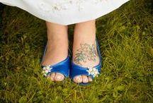 Wedding Shoes / by Amy Metzler