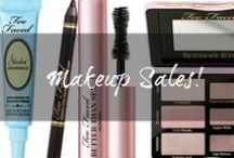Makeup Sales! / Beauty Best Sellers on Sale!