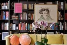 ❧ {Home} Library