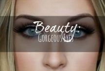 Beauty: Gorgeous Eyes