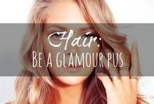 Hair: Be a Glamour Pus