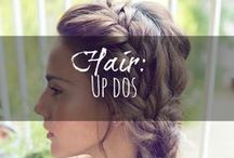 Hair: Up Dos