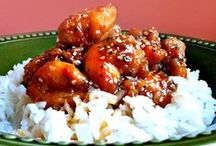 Chicken Recipes / Tasty dinner and lunch recipes made with chicken