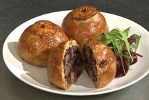 Black Pudding | Pies & Tarts / Recipes & ideas using Black Pudding in Pies and Tarts