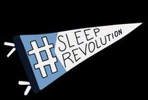 #SleepRevolution / The Sleep Revolution College Tour is out to reframe the conversation around sleep, highlight sleep's benefits (and lack of side effects), and spotlight sleep's power as the ultimate performance enhancer.