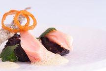 Black Pudding | Restaurant Dishes / Black Pudding dishes served in Restaurants