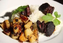 Black Pudding | Around the World / Black Pudding variations from around the globe; Blood Sausage, Boudin Noir, Morcilla