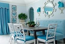 Interior Design - Turquoise