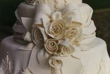 Zucchero Dolce ART / Incredible CAKES / Fondant flowers, Gumpaste Creations, Sugar Veil lace
