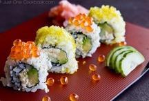 弁当 Sushi, Bento, Onigiri ART