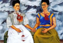 Frida Kahlo / by Mariana Gallardo Urrecha