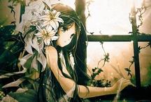 Digital Art, Fractal Art, Illustrations and Anime