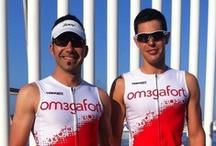 El Reto Omegafort / ¿Quieres formar parte de un equipo deportivo junto con Toni Peris, triatleta de Ironman y Joel Gómez, triatleta de Half Ironman? El tercer integrante de este equipo saldrá de entre todos los que vengáis a entrenar con nosotros.