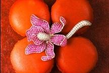 Lenôtre - Trésors d'Orfèvres / Joyaux gustatifs, saveurs précieuses et petits bijoux de créativité pour le seul bonheur de vos papilles !  #photographie #culinaire #orfèvre #prestige
