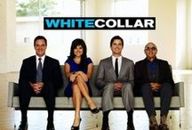 White Collar / This is my favorite show along with Monk, Star Trek, Downton Abbey, and 19 Kids and Counting. The main character is unbelievably good-looking. So this board is my excuse for exces / by Anna Baxter
