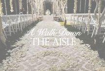 A Walk Down the Aisle  /