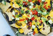 recipes for small bites + apps / Easy and healthy appetizer recipes for parties and more!