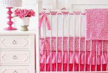 Pink Nursery Themes