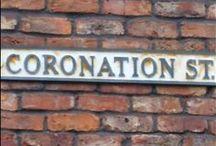 Coronation Street / by Cherie Anne