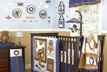 Airplane Nursery Decor Ideas