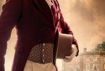 Not only Mr. Darcy / Handsome men in period costume
