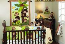 Monkey Nursery Decor Ideas