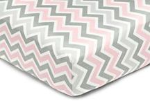 Fitted Crib Sheets for Girls