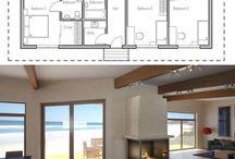 Planos y Casa / Planos de casas