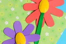 Crafts for Kids / Cool, fun crafts for kids.  School crafts, holiday crafts, artsy crafts, and lots more.