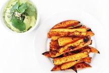 fries / Recipes for healthy, easy baked vegetable fries!