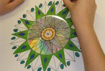 Math / Math integration ideas for a junior high art class (8th and 9th grade).