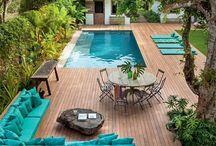 Jardines / Todo tipos de Jardines, Plantas y exterior de la casa