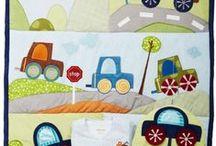 Transportation Themed Nursery Ideas