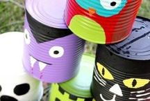 Halloween Activities / Halloween recipes, games, activities, decor, crafts, and other fun ideas for kids.