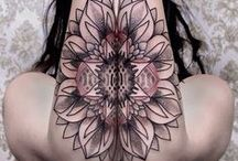 Mandala Tattoo's