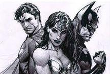 Heróis DC