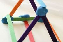 STEM Activities / Awesome STEM activities for kids - Colorful STEM activities, easy STEM activities, STEM activities for younger kids, and other great projects.