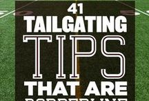 Tailgating Tips for Game Day / These tailgating tips and recipes are everything you need to know for game day!