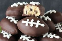 Super Bowl Party Ideas / Find all the best recipes and decorating ideas for your Super Bowl party or game day celebration!