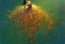 Bellas Artes / Creaciones de arte que me gustan