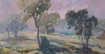 Ronald Charles Bell paintings