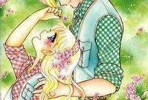 Luna (Fostine), Susy del Far West (Mayme Angel), Anna dai capelli rossi... / ... e i migliori fumetti (manga) classici.  Luna e Susy del Far Weste li lessi una vita fa sul giornalino Candy Candy della Fabbri Editore, che nostalgia!