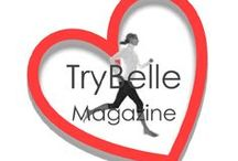 TryBelleMag / Yoga, Travel, Healthy Eating