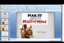 Man Up Mastermind  / Man Up Mastermind is Val Taylor and Andie Petoskey providing you training on #Pinterest, #Internet Marketing, #video and more to help you in your business. Here we will share tips and #marketing strategies you can use for your #online business right now!