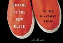 Books of Orange is the New Black