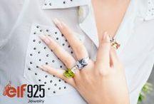 CZ Silver Jewelry
